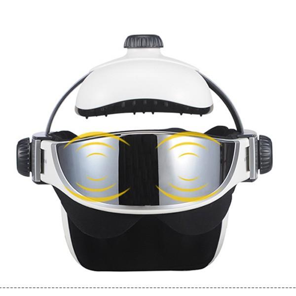 Масажен шлем за глава и скалп TV93 4