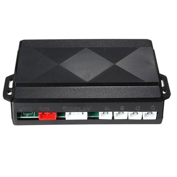 парктроник с аларма и четири датчика 4