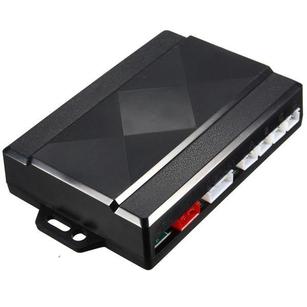 осемсензорна система за безопасно паркиране с LED дисплей PK8 6
