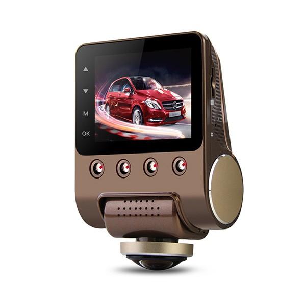 Камера за кола ОТ CAM с Wi Fi 360 градусово заснемане, паркинг и нощен запис AC56 9