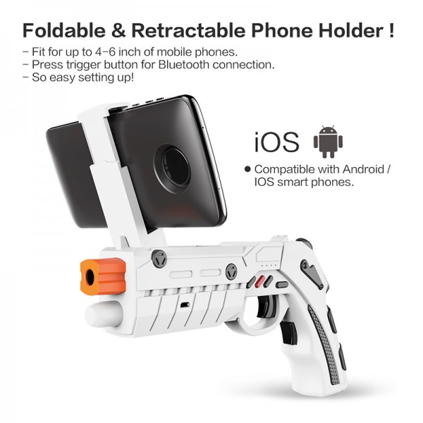 IPEGA Пистолет джойстик- контролер за смартфон PSP12 3