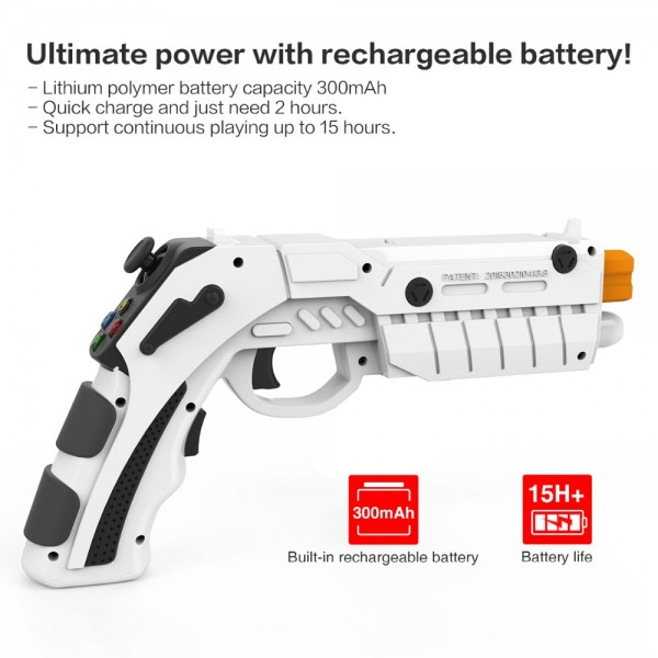 IPEGA Пистолет джойстик- контролер за смартфон PSP12 4