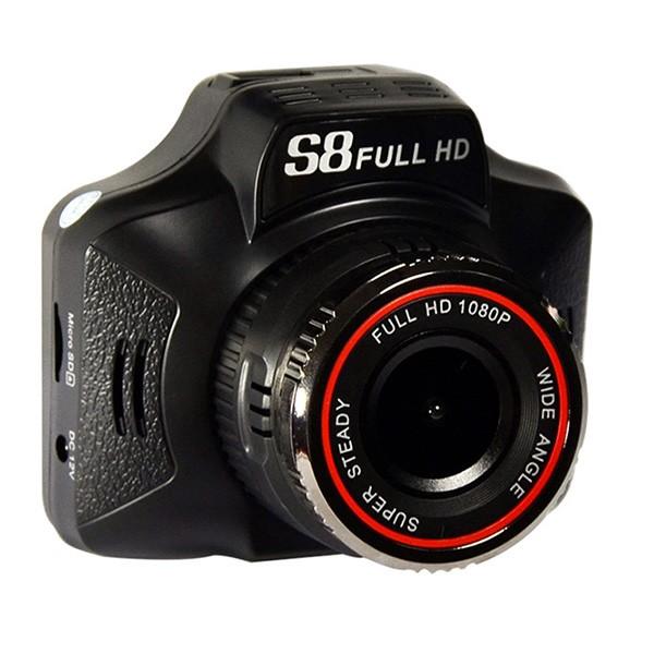 S8 видеорегистратор с радар за скорост AC59