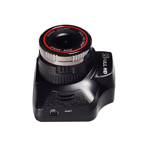 S8 видеорегистратор с радар за скорост AC59 4