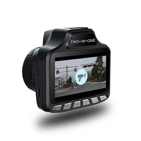 S8 видеорегистратор с радар за скорост AC59 9