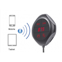 Bluetooth FM трансмитер за кола HF21