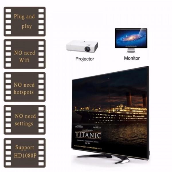 HDMI преходник за Iphone и Ipad CA111 3