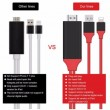 HDMI преходник за Iphone и Ipad CA111 6