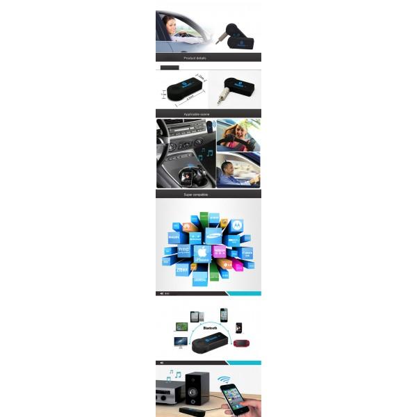 Мини Bluetooth трансмитер с 3.5 мм жак HF14 7