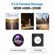 Видеорегистратор Full HD 1080P с 3 камери, дисплей 4 инча и нощен HDR запис AC50 19