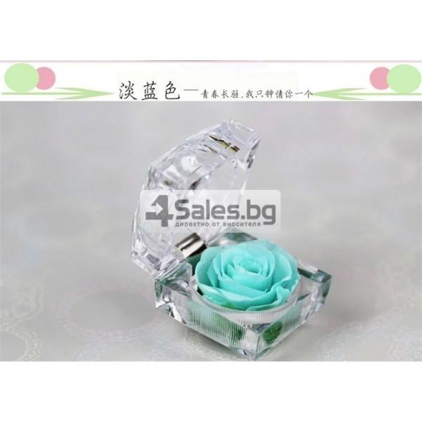 Вечна роза изключителен подарък за всяка жена YSH B 4