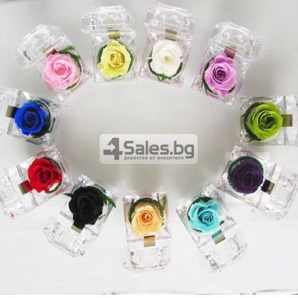 Вечна роза изключителен подарък за всяка жена YSH B 3