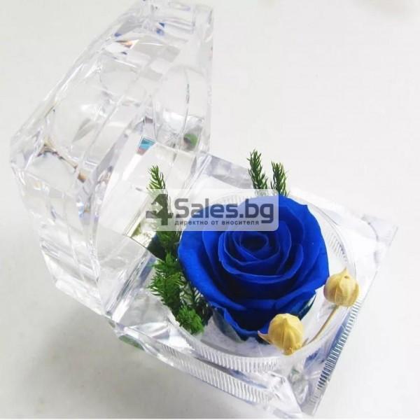 Вечна роза изключителен подарък за всяка жена YSH B 6