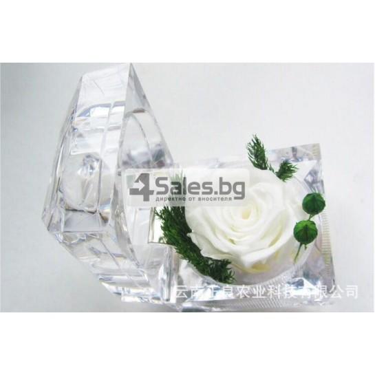 Вечна роза изключителен подарък за всяка жена YSH B