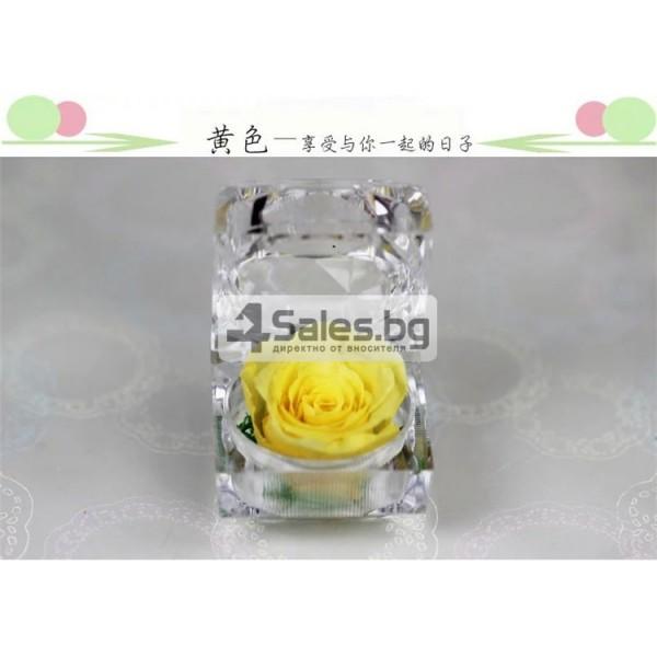 Вечна роза изключителен подарък за всяка жена YSH B 9