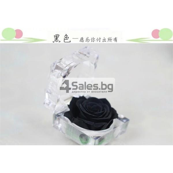 Вечна роза изключителен подарък за всяка жена YSH B 13