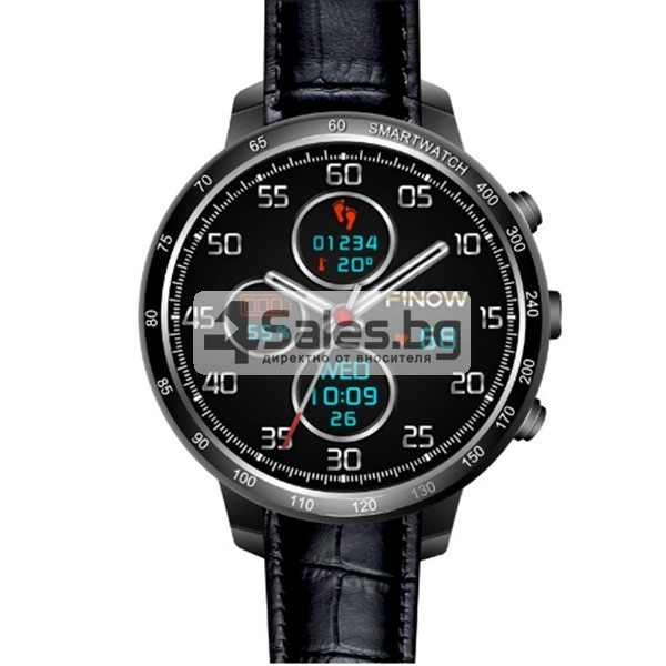 Q7 спортен смарт часовник 6