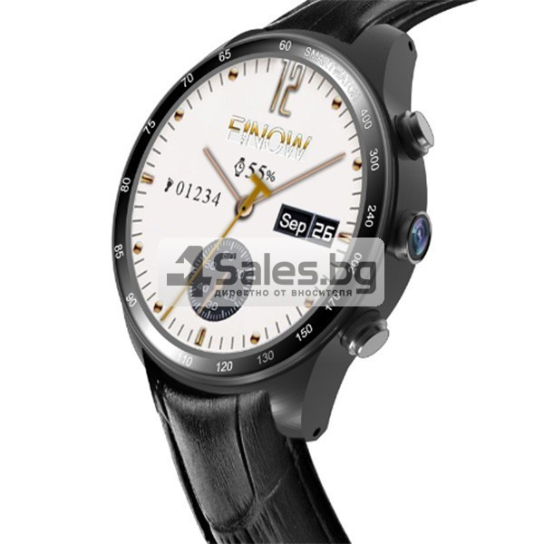 Q7 спортен смарт часовник