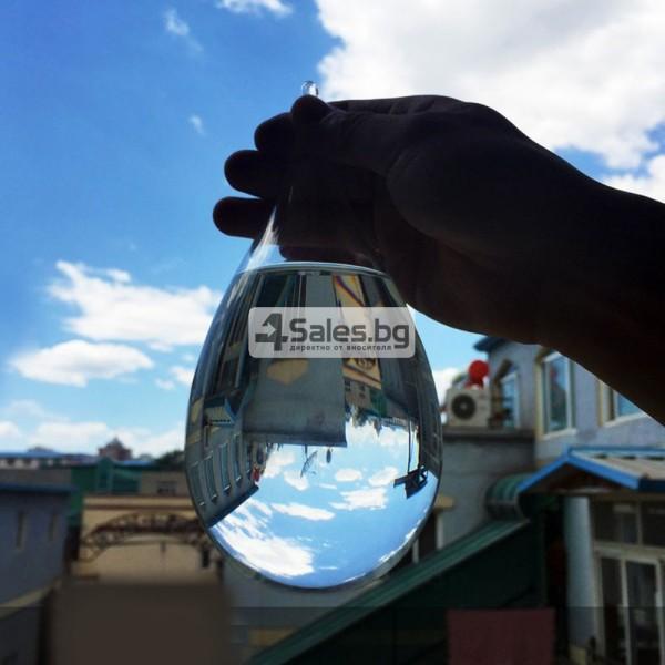 Буреносно стъкло Капка - Поргноза за времето - Творчески подарък за всеки 15
