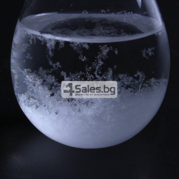 Буреносно стъкло Капка - Поргноза за времето - Творчески подарък за всеки