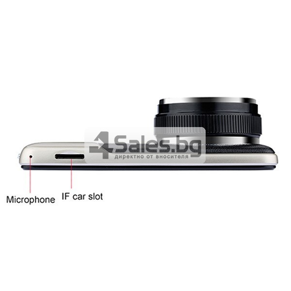 NC-L55 - 4 инчов IPS видеорегистратор AC61 4