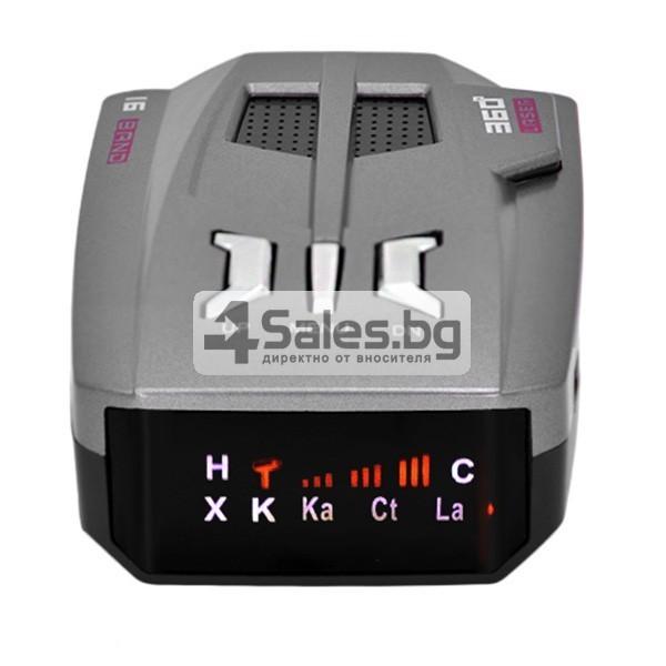 V9 радарен детектор AC62