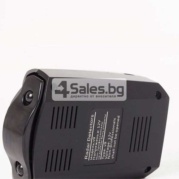 V9 радарен детектор AC62 8