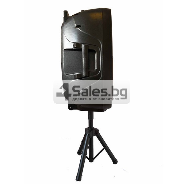 Тонколона Avcrowns V15 15 инча- два микрофона-Контрол отпред - Нов модел 12