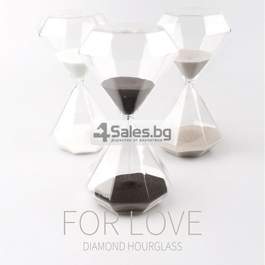 Пясъчен часовник диамант SL1