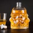 Стъклена бутилка шише за алкохол Star Wars Stormtrooper - Стар уорс Артикул WSKP2 7