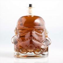 Стъклена бутилка шише за алкохол Star Wars Stormtrooper - Стар уорс Артикул WSKP2