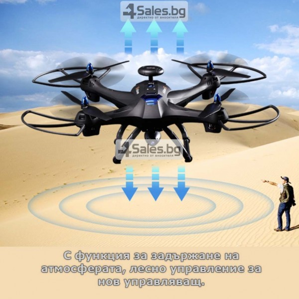 Квадрокоптер Global Drone X183 15