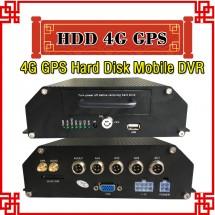 4G MDVR Видеорегистратор за автобус и камион AC63