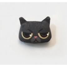 Сладка брошка-коте