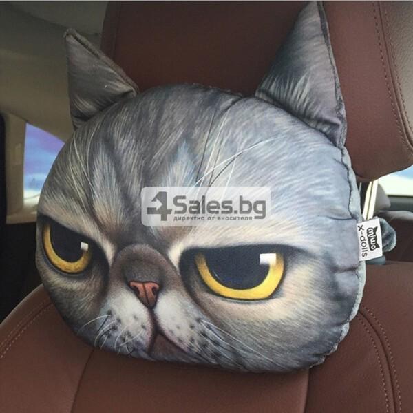 Комфортни възглавници за автомобил коте 5