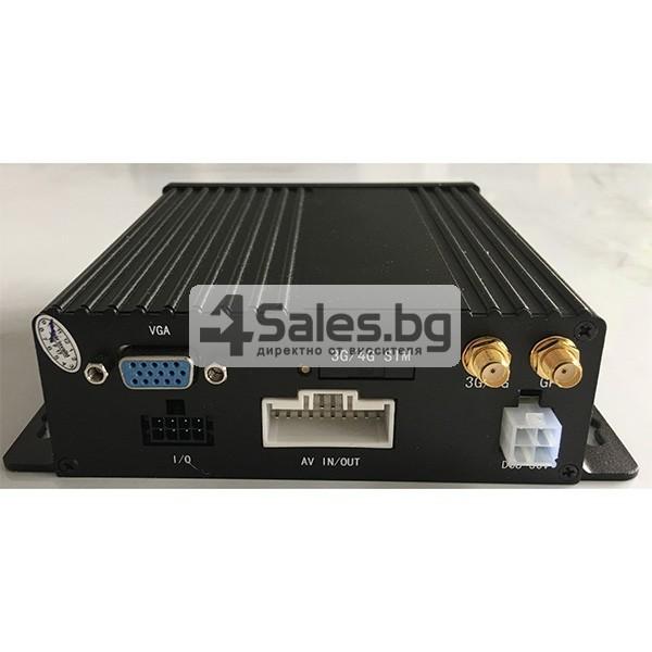 Видеорегистратор за автобус с 4G и GPS AC66 2