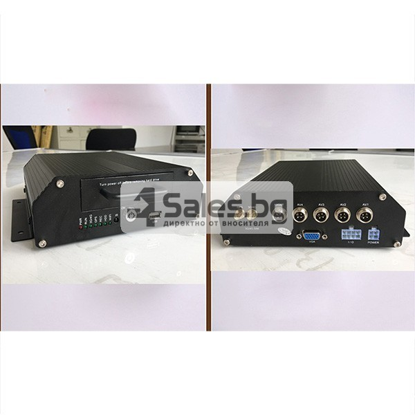 AHD Видеорегистратор за автобус с 3G AC65 3