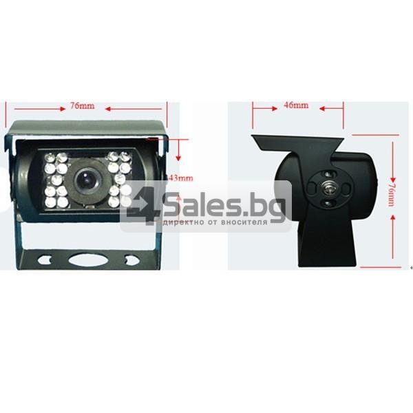 AHD Инфрачервена камера за видеонаблюдение PK KAM8 2