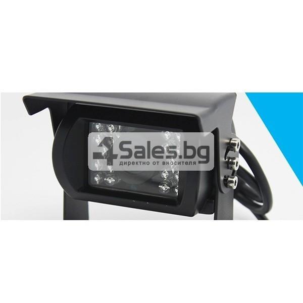 AHD Инфрачервена камера за видеонаблюдение PK KAM8 7