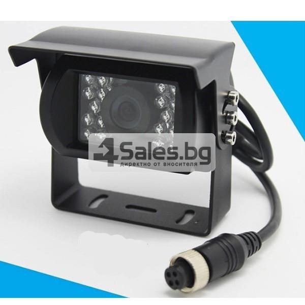 AHD Инфрачервена камера за видеонаблюдение PK KAM8 10