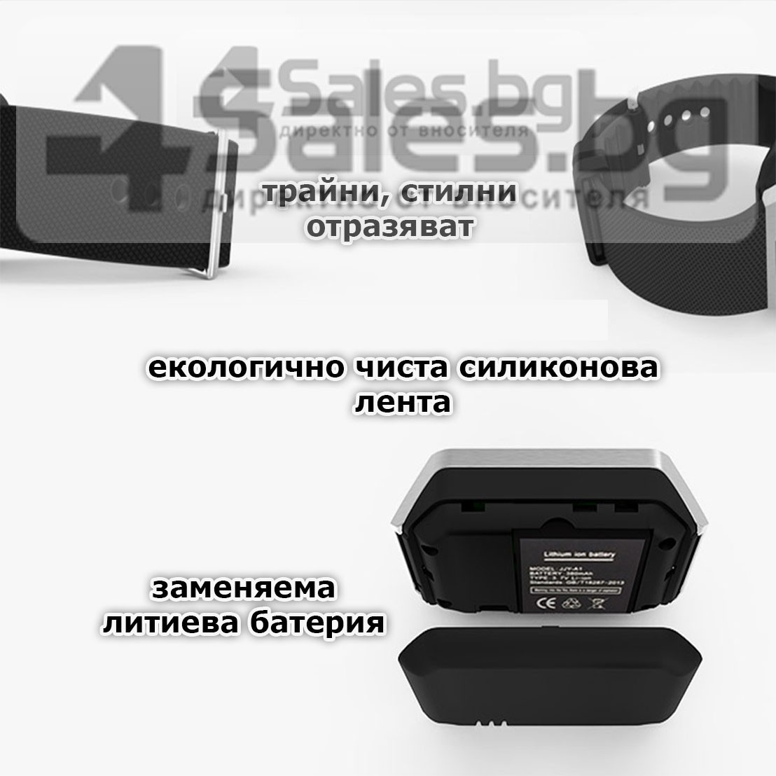Смарт Часовник телефон с камера и сим карта Оригинален продукт dz09 на Български 40