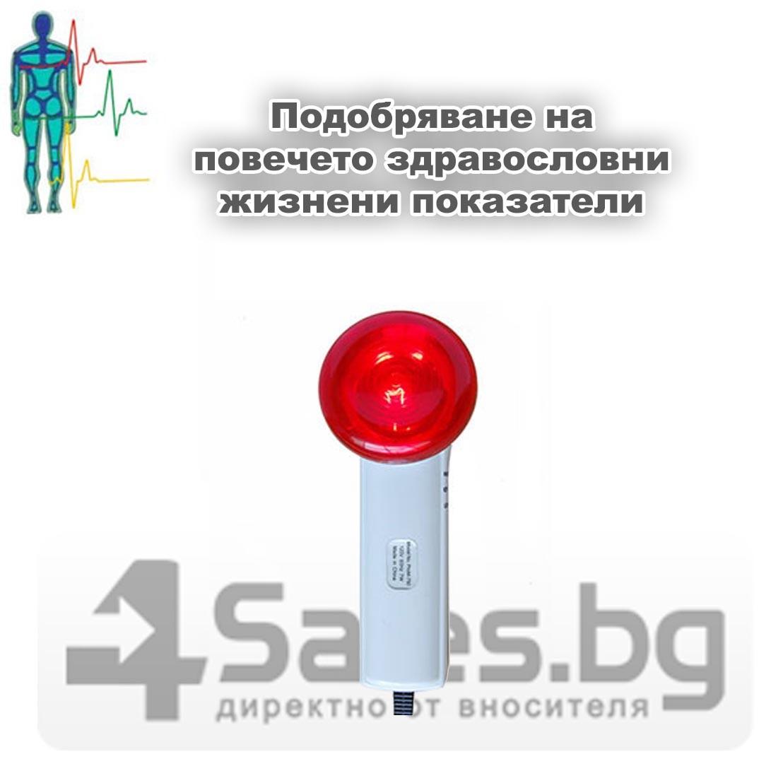 Инфраред ръчен масажор 21