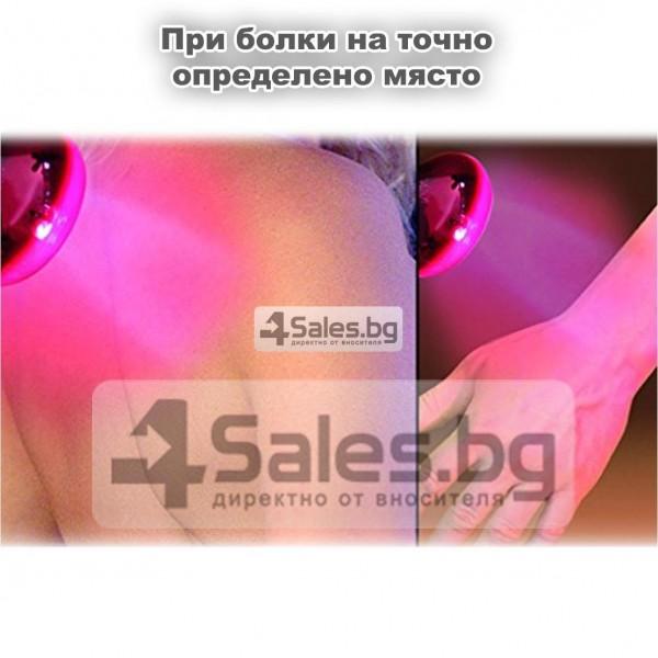 Инфраред ръчен масажор 33