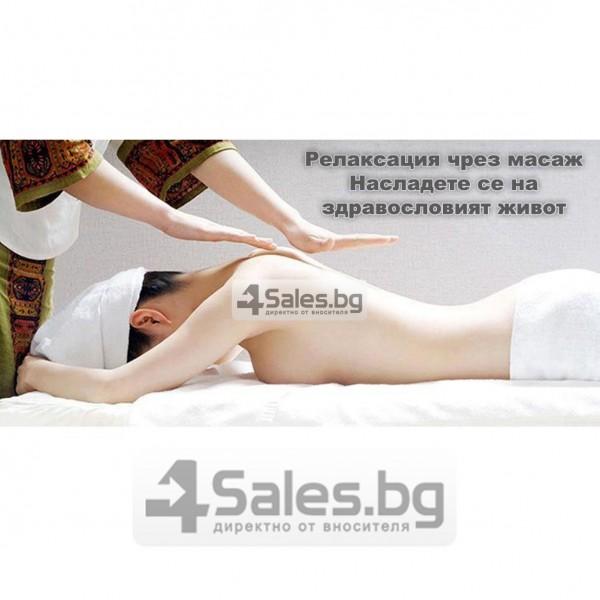 Тапинг масажор за врат гръб и рамене -масаж epulse TV73 1