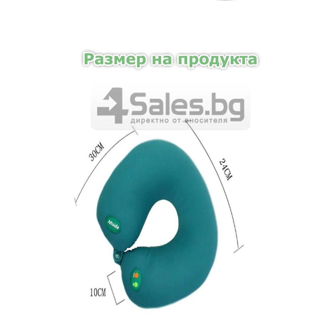 Масажна въглавница от мек дишащ материал TV91 21