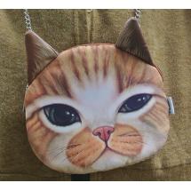 Закачлива чанта-коте