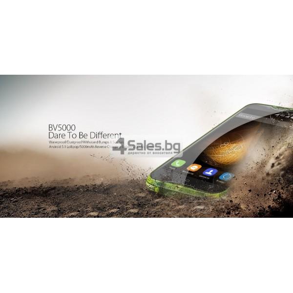 Удароустойчив телефон Blackview BV5000 2