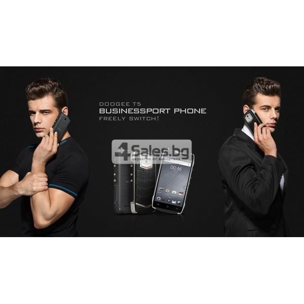 Удароустойчив телефон DooGee T5 5