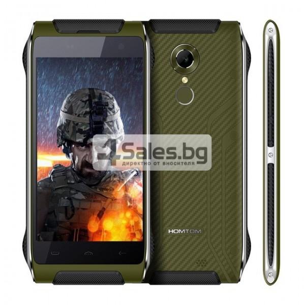 Удароустойчив телефон Homtom HT20 Pro