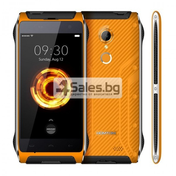 Удароустойчив телефон Homtom HT20 Pro 2